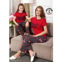 Yeni İnci Ckp - 230 Kız Çocuk Pijama Takım