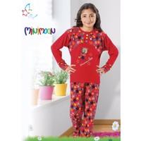 Kız Çocuk Pijama Takım 1108