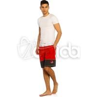 Reem 7080 Erkek Şort Kırmızı