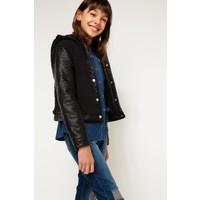 DeFacto Genç Kız Kapşonlu Ceket