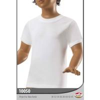 Limissi 10050 Şahin Usa Yaka Fanila Erkek - Beyaz