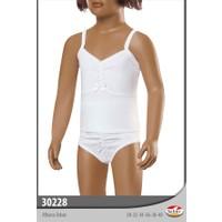 Limissi 30228 Şahin Atlet Külot Kız - Beyaz