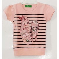 Almi Güzel Kızlar Kız T-Shirt