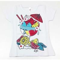 Difa Meyveli Dondurma Kız Çocuk T-Shirt