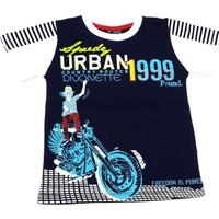 Divonette Motor Sevdalısı Erkek Çocuk T-Shirt