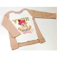 Tuffy Mary Rose Lorinda Uzun Kol Kız Çocuk T-Shirt