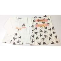 Tuffy Mary Rose Happy Girl Uzun Kol Kız Çocuk T-Shirt