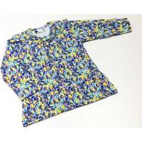 Tuffy Mary Rose Çiçekli Uzun Kol Kız Çocuk T-Shirt