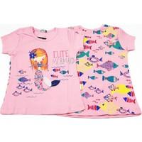 Tuffy Deniz Kızı Kız Çocuk T-Shirt