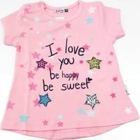 Tuffy Yıldızlar Kız Çocuk T-Shirt