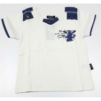 Tuffy Apoletli Erkek Çocuk T-Shirt
