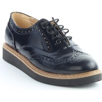 Markazen Oxford Çift Yüz Rugan Ayakkabı - Lacivert 01
