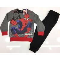 Marvel Lisanslı Çocuk Spiderman Sweatshirt ve Eşofman Altı