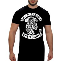 Köstebek Sons Of Anarchy T-Shirt
