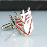Extore Kol Düğmesi Transformers Deception Kd096