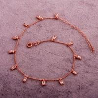 Sümer Telkari Trend Tiffany Baget Ros Gümüş Halhal 12