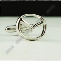 Extore Kol Düğmesi Mazda Logo Otomobil Kd473