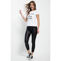 Bonalodi Chuck Bass Beyaz Bayan T-Shirt