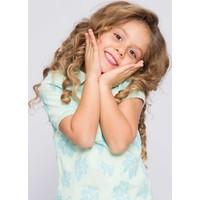 U.S. Polo Assn. Kız Çocuk Vable T-Shirt Yeşil