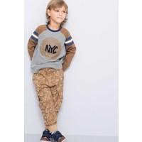 U.S. Polo Assn. Erkek Çocuk Jakub Sweatshirt Gri