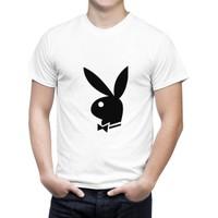 Cücüko Playboy Tavşanı Baskılı Tişört