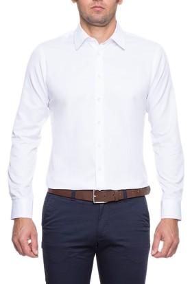 Pierre Cardin Etc12 Erkek Dokuma Gömlek