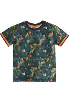 Soobe Aloha Guys Kısa Kol T-Shirt Baskılı 5 Yaş