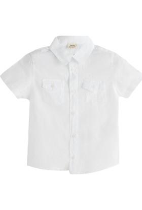 Soobe Pop Boys Cepli Kısa Kol Gömlek 9 Yaş