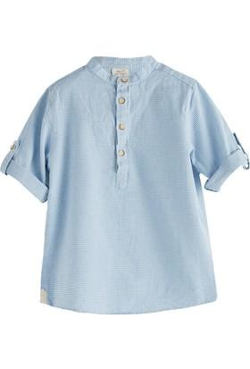 Soobe Pop Boys Kısa Kol Gömlek 9 Yaş