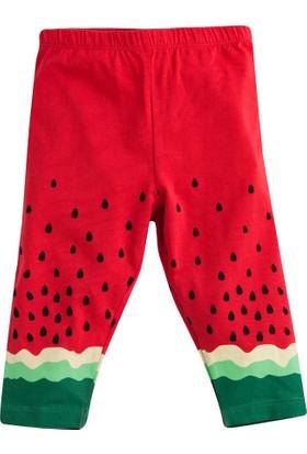 Soobe Watermelon Tayt Kırmızı 7 Yaş