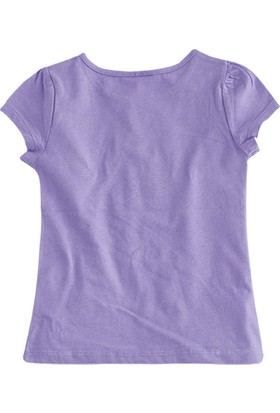 Soobe Disney Sofia The First Kısa Kol T-Shirt Lila 5 Yaş