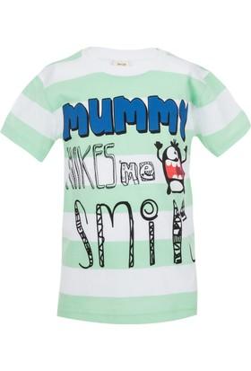 Soobe Pop Boys Anne Aşkı Kısa Kol T-Shirt 12 - 15 Ay