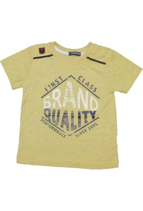 Gess Tişört 16722 Sarı