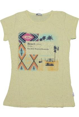 Tuffy Tişört 16102 Sarı