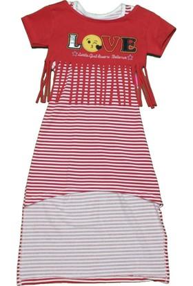 Suprise Elbise Belemir 744 Kırmızı