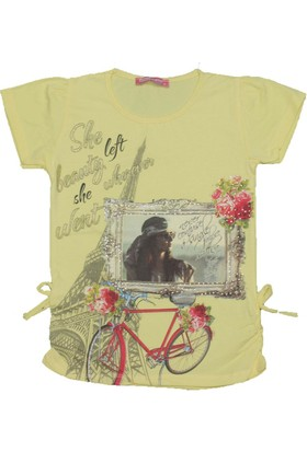 Şiho Tişört 491009 Sarı