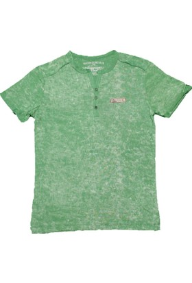 Trado Tişört 1157-3 Yeşil
