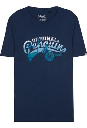 An Original Penguin Original Penguin Baskılı T-Shirt