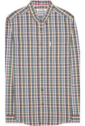 Ben Sherman Multicolour Check Gömlek