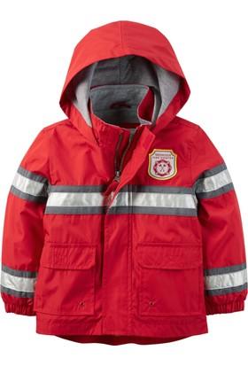 Carter's Erkek Bebek Yağmurluk-Fireman C216601