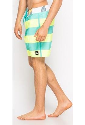 Quiksilver Erkek Yeşil Deniz Şortu 3240