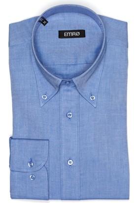 Pin Gömlek Richmond Rc Oxford Gömlek
