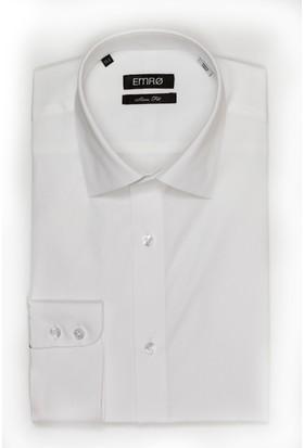 Pin Gömlek Westbourne 2Ply Optic Gömlek