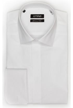 Pin Gömlek Westbourne Tuxedo Panama Optic Erkek Gömlek