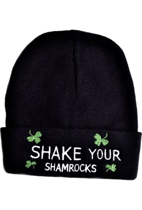 Bonalodi Shake Your Shamrocks Siyah Bere