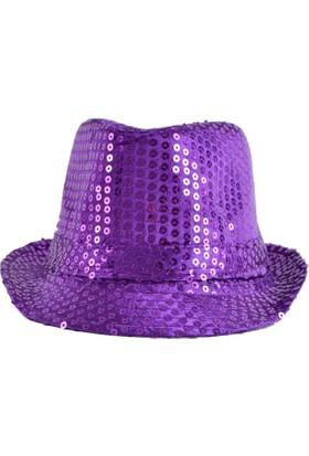 Bonalodi Mor Payet Şapka