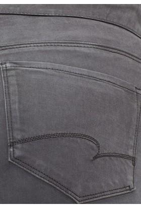 Mavi Kadın Siyah 5 Cep Pantolon
