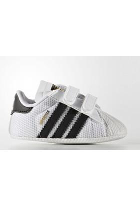 Adidas Bebek Ayakkabı Superstar Crib S79917