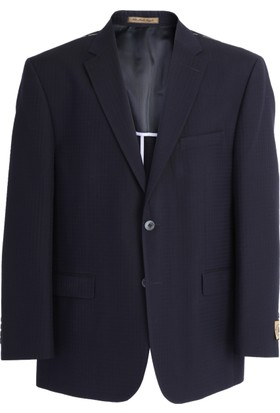 Kiğılı İtalyan Kareli Ceket