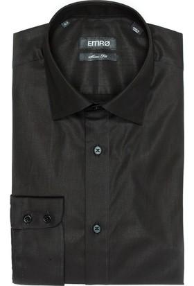 Pin Gömlek Westbourne Black Gömlek